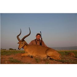 6-day Uganda Plains Game Hunt for One Hunter and One Observer