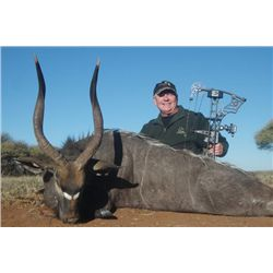 12-day South African Archery Plains Game Hunt for Two Hunters and Two Observers