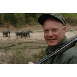 10-day South Africa Plains Game Hunt with Craig Boddington for Two Hunters and Two Observers