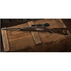 1st of the World Heritage Rifle Series - .416 Rigby Bolt-Action Rifle by Mountain Riflery