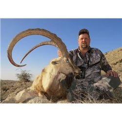 5-day Pakistan Sind Ibex Hunt for One Hunter