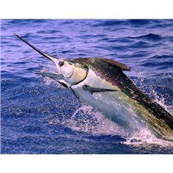 3-day/4-night Guatemala Sailfish, Marlin, Yellow-fin Tuna and Mahi-mahi for Two Anglers