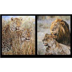 Two Original oil paintings