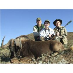 10-day South African Plains Game Hunt for Two Hunters and Two Observers