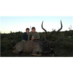 7-day South Africa Hunt with $3,000 in Trophy Fees for One Hunter and One Observer