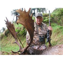 5-day New Zealand Fallow Deer Hunt and $1,000 Credit Towards Red Stag for Two Hunters