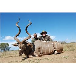 10-day South Africa Plains Game Hunt for Two Hunters