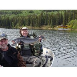 8-day/7-night British Columbia Fishing Adventure for Two Anglers