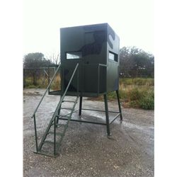 5x5 4-ft. Atascosa Tower Blind With Luxury Package