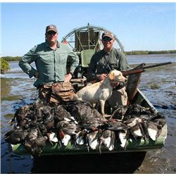 4-day Mexico Waterfowl Hunt for One Hunter