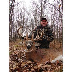 3-day Minnesota Northeastern White-Tailed Deer Hunt for One Hunter