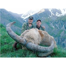 3 to 7-day Choice of Destination Hunt and Choice of Species Hunt for One or Two Hunters