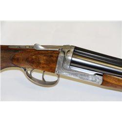 AZUR Safari SxS double rifle