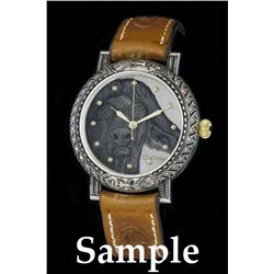 Custom One-of-a-Kind Watch