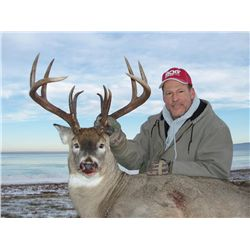 6-Day Whitetail Deer Hunt for One Hunter in Alberta, Canada - Includes Trophy Fee