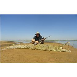 7-Day Crocodile Hunt for One Hunter on the Zambezi River - Includes Trophy Fee