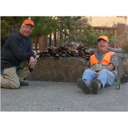 3-Nights/2-Full Days Upland Wingshooting for Two in Oregon