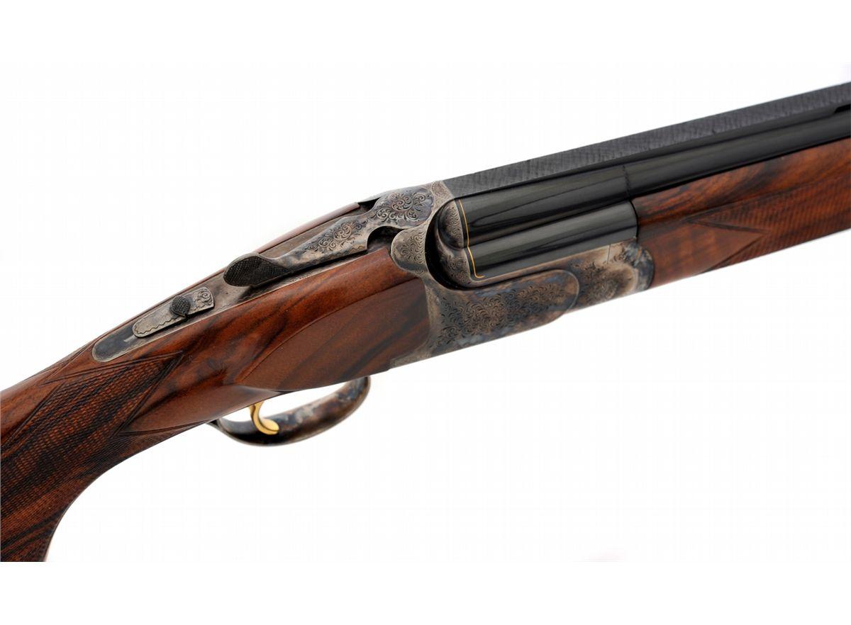Griffin & Howe Claremont 12 Gauge Shotgun