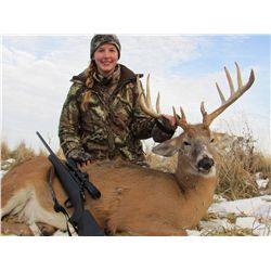 5-Day Whitetail Deer Hunt for Two Hunters and Two Non-Hunters in Ohio - Includes Trophy Fees