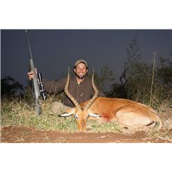 7-Day Plains Game Hunt for One Hunter and One Non-Hunter in Mozambique - Includes Trophy Fees