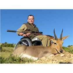 6-Day Plains Game Hunt for One Hunter and One Non-Hunter in South Africa - Includes Trophy Fees
