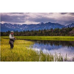 6-Day Fishing Trip for Two Anglers on Beautiful Lake Clark in Alaska