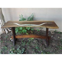 Handmade Sofa Table