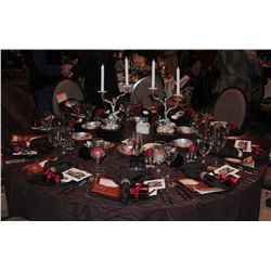 2016 Ladies Luncheon Premier Table