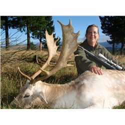 7-Day/7-Night Big Game Hunt for One Hunter and One Non-Hunter in New Zealand - Includes Trophy Fees