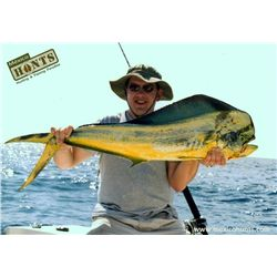 4-Day/3-Night El Carmen Island Fishing Trip for Four Anglers in Mexico