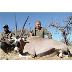 4-Day Plains Game Hunt for Four Hunters in Namibia - Includes Trophy Fees