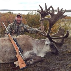 6-Day Quebec/Labrador Caribou Hunt for One Hunter in Nunavik, Quebec