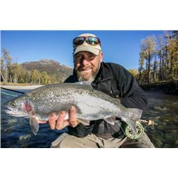 7-Day Fishing Trip for Eight Anglers in Alaska