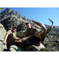 18-Day (or less) Chamois and Ibex Hunt for One Hunter in Spain - Includes Trophy Fee Credit
