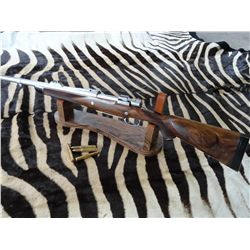 Introducing the 2015 DSC President's Rifle - A Custom Mauser Rifle in .404 Jeffery