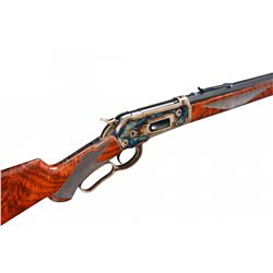 The Theodore Roosevelt Winchester 1886 Deluxe Rifle