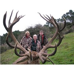 DREAM ADVENTURE-5: 5-Day Fallow Buck and Red Stag Hunt for Two Hunters in New Zealand