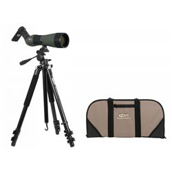 RAFFLE-3 OPTICS PACKAGE: Package Includes: 1) Victory RF 10x45 Binocular, 2) Victory Diavari FL 4-16