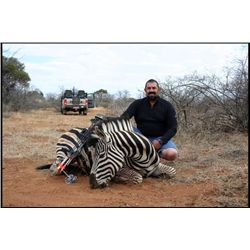 SPECIAL DREAM ADVENTURE-2: 10-Day Sable Bow Hunt for One Hunter and One Non-Hunter in South Africa –