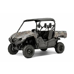 HUNTING VEHICLE RAFFLE: 2015 Yamaha Viking EPS Hunting Vehicle