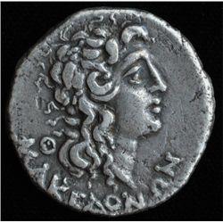 Macedon under Roman Rule. AESILLAS, Quaestor 93-88BC.