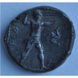 Pamphylia, Aspendos 375-340 BC.