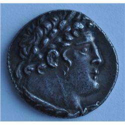 Phoenicia, Tyre 126 BC- 66 AD.