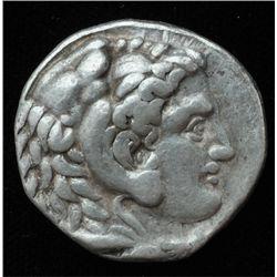 Macedon, Alexander III (The Great) 336-323 BC