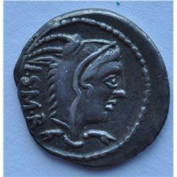 L. Thorius Balbus 105 BC