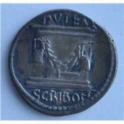 L. Scribonius Libo 62 BC
