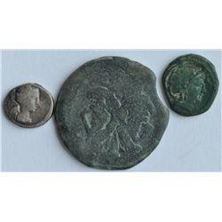 Republican Coins - Lot of Three