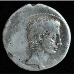 Octavian 32-31 BC