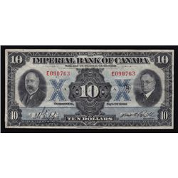 1933 Imperial Bank of Canada $10