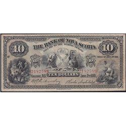 1919 Bank of Nova Scotia $10